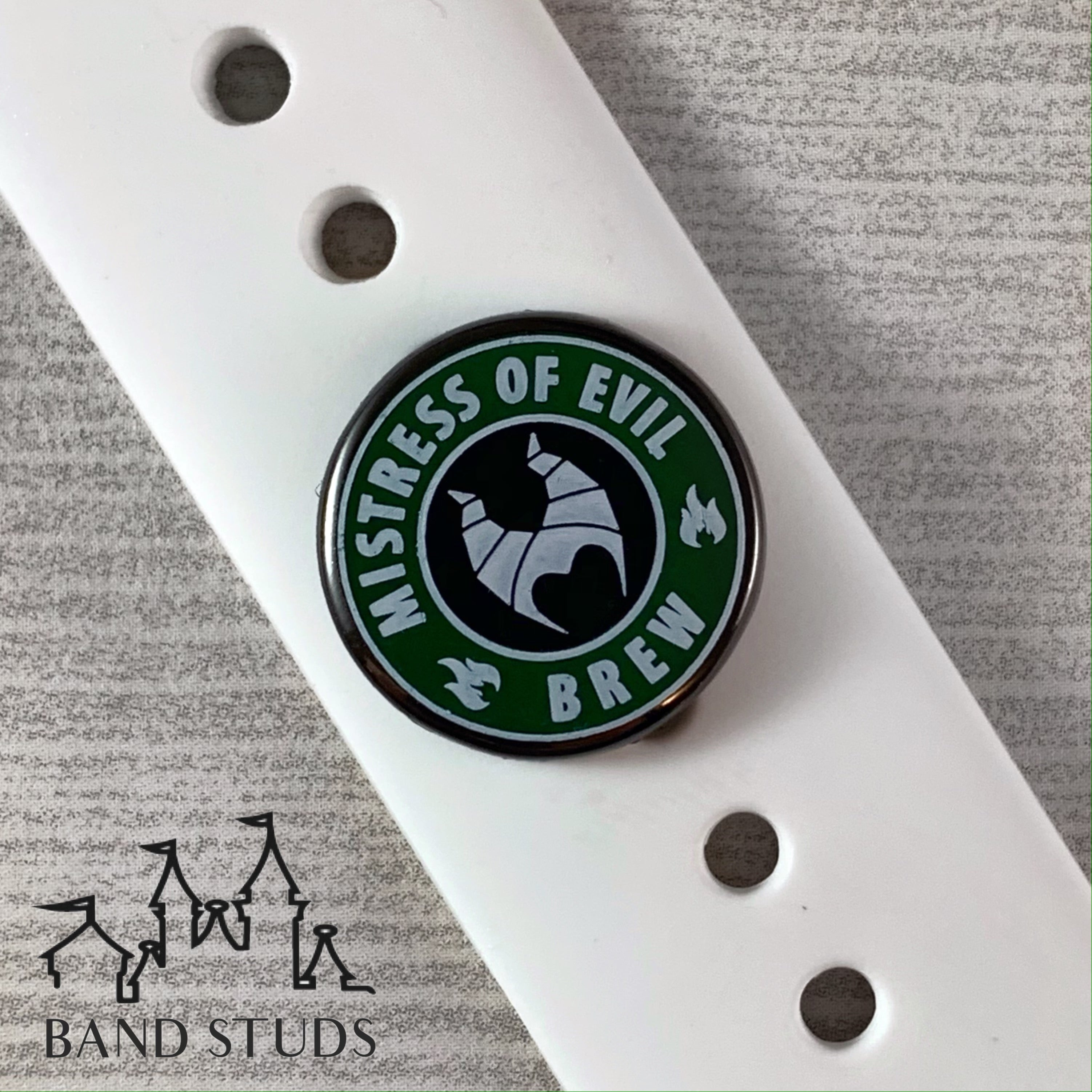Band Stud® - Coffee Collection - Evil Mistress Brew READY TO SHIP