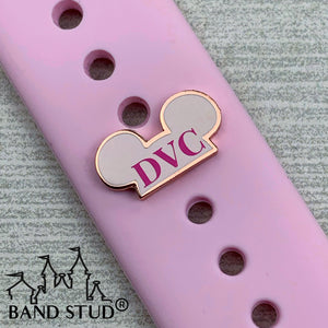 Band Stud® - Mouse Ears - DVC READY TO SHIP