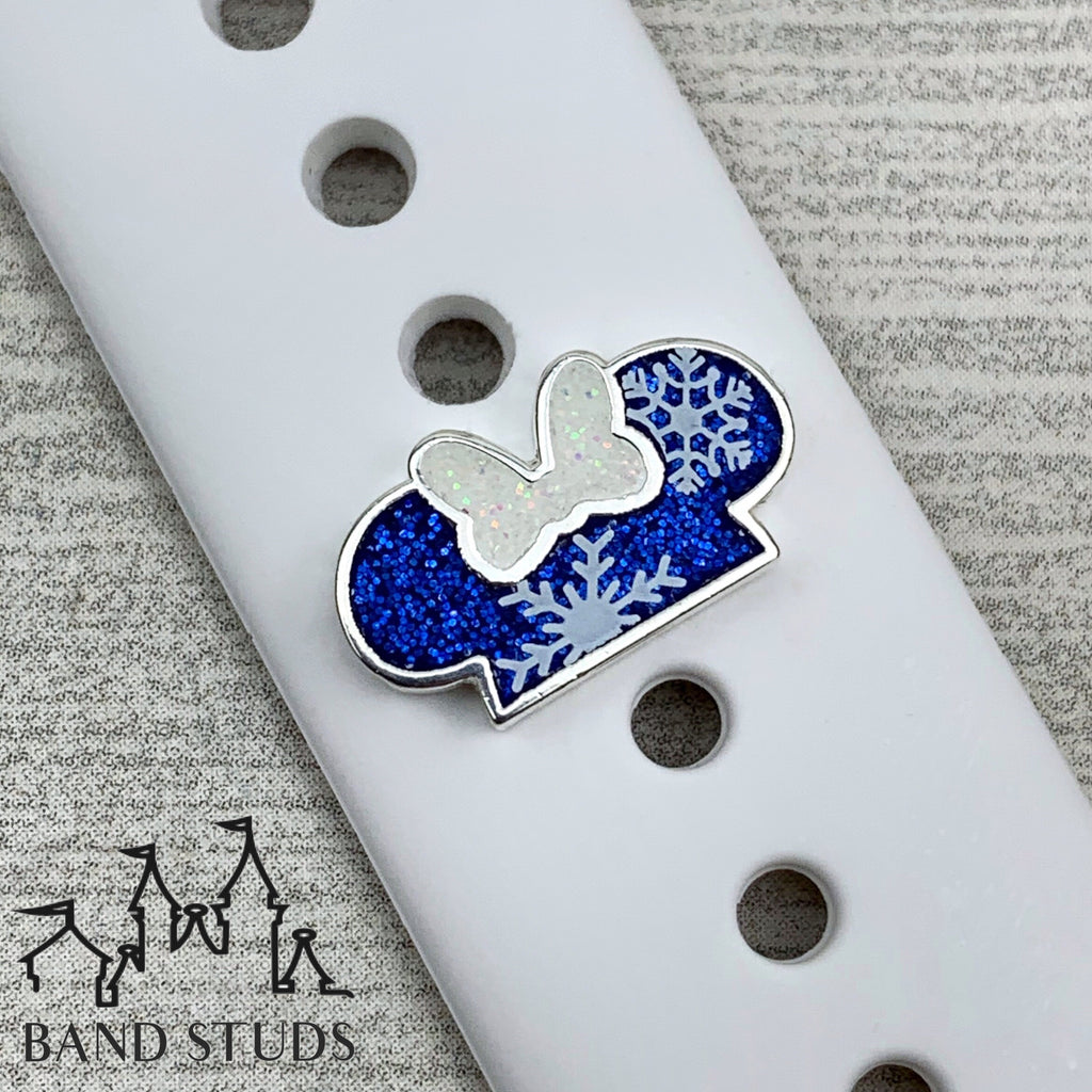 Band Stud® - Christmas Collection - Mouse Ears READY TO SHIP