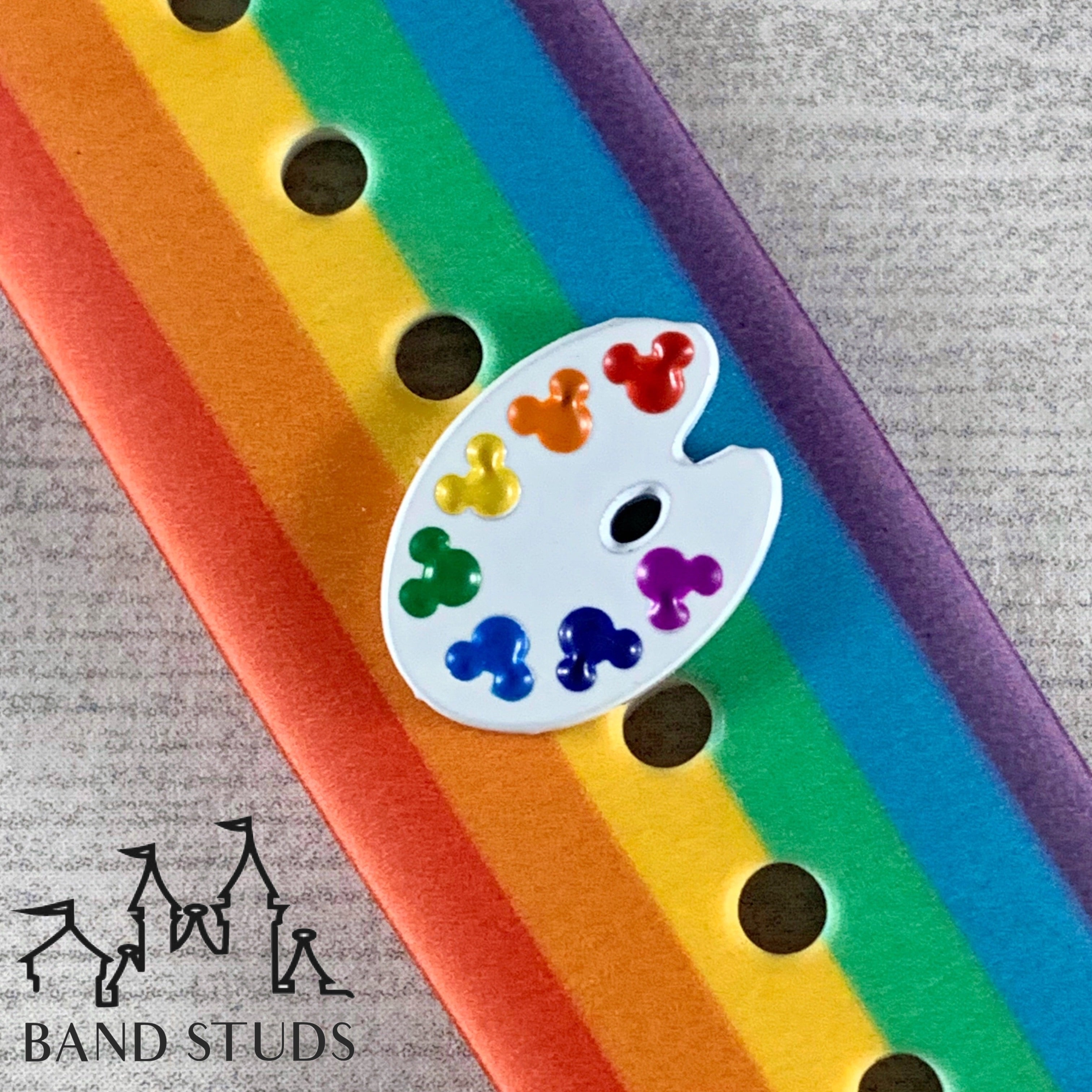 Band Stud® - Painter's Palette  READY TO SHIP