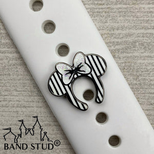 Band Stud® - Miss Mouse Ears - Jack  READY TO SHIP