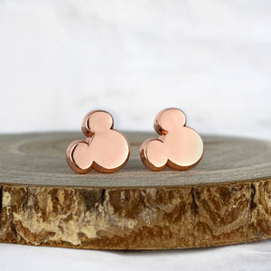 Earrings - Mr. Mouse READY TO SHIP