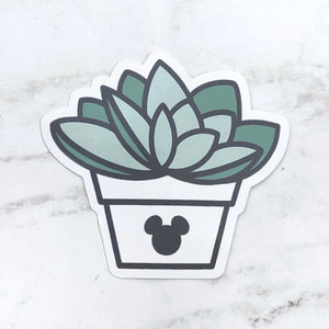 Stickers - Succulent