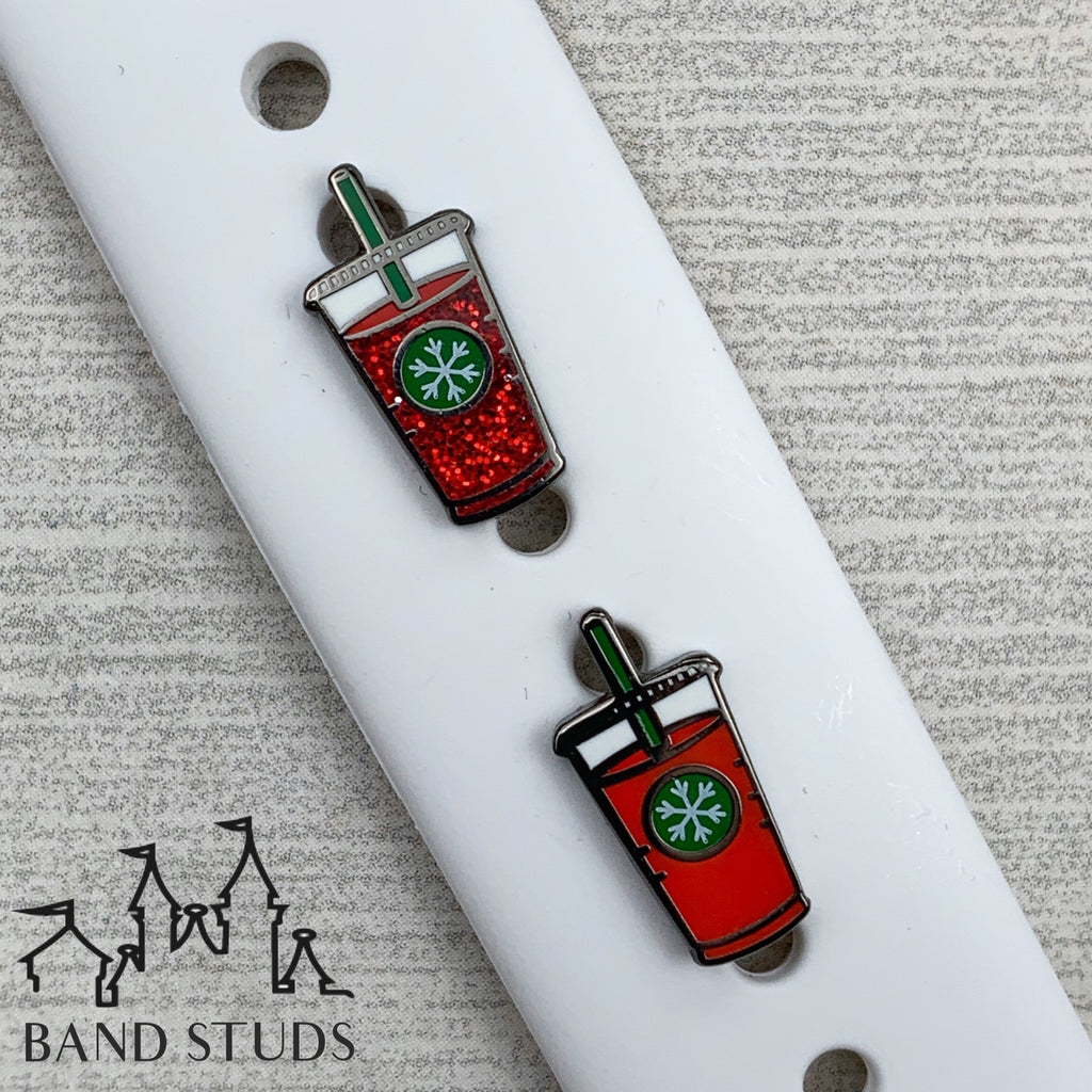 Band Stud® - Christmas Collection - Iced Coffee  READY TO SHIP