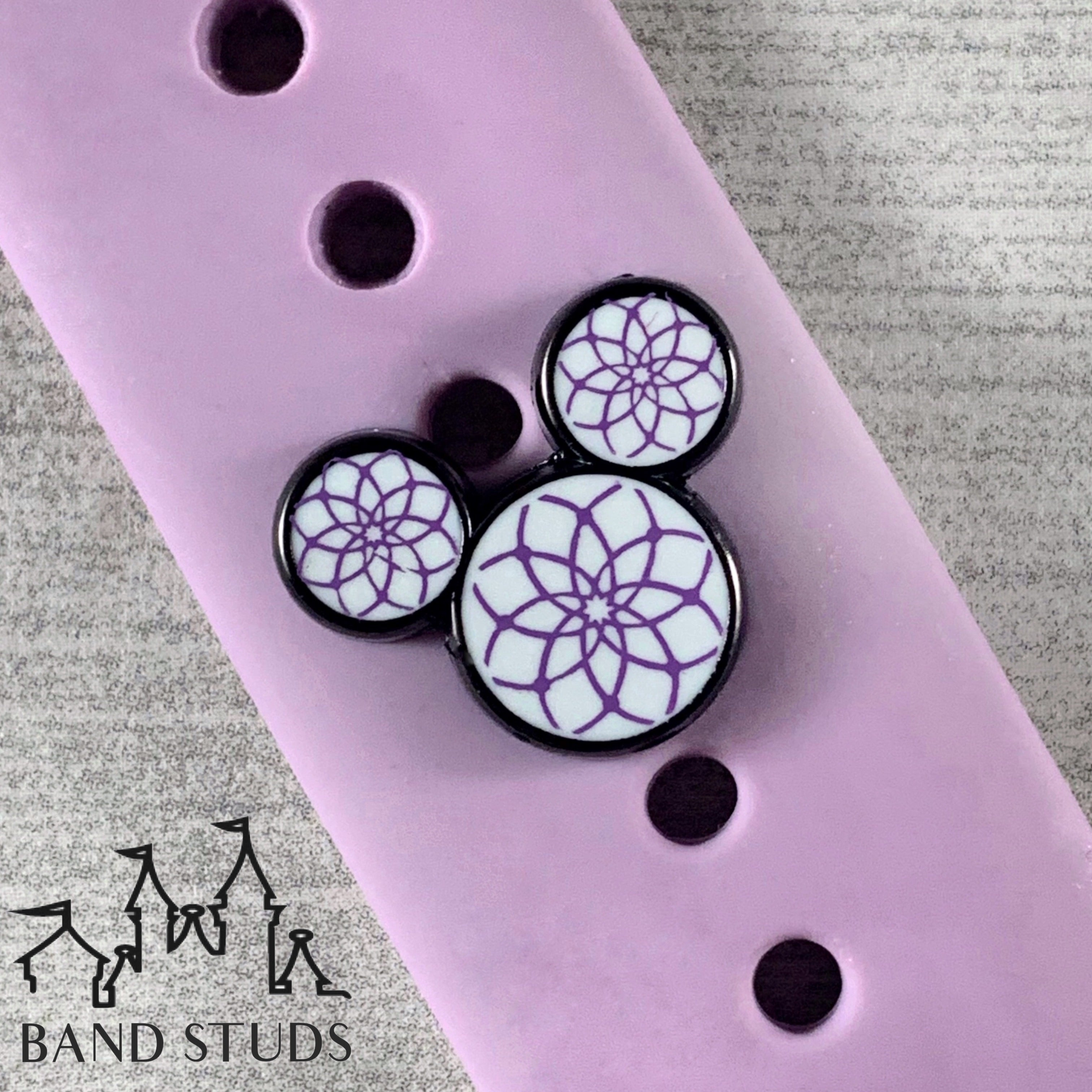Band Stud - Dream Catcher Mouse READY TO SHIP