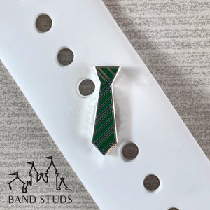Band Stud - Wizarding House Ties READY TO SHIP