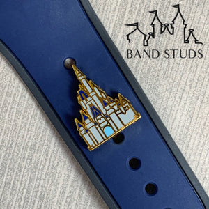 Band Studs - Castle READY TO SHIP
