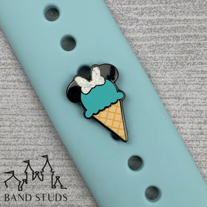 Band Stud® - Ice Cream Miss. Mouse READY TO SHIP