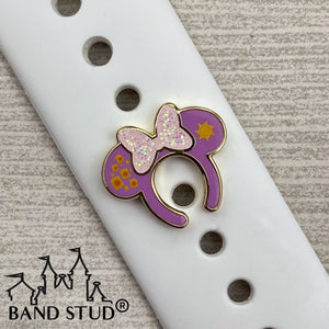 Band Stud® - Miss Mouse Ears - Rapunzel READY TO SHIP