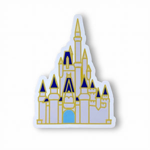 Stickers - Cinderella Castle