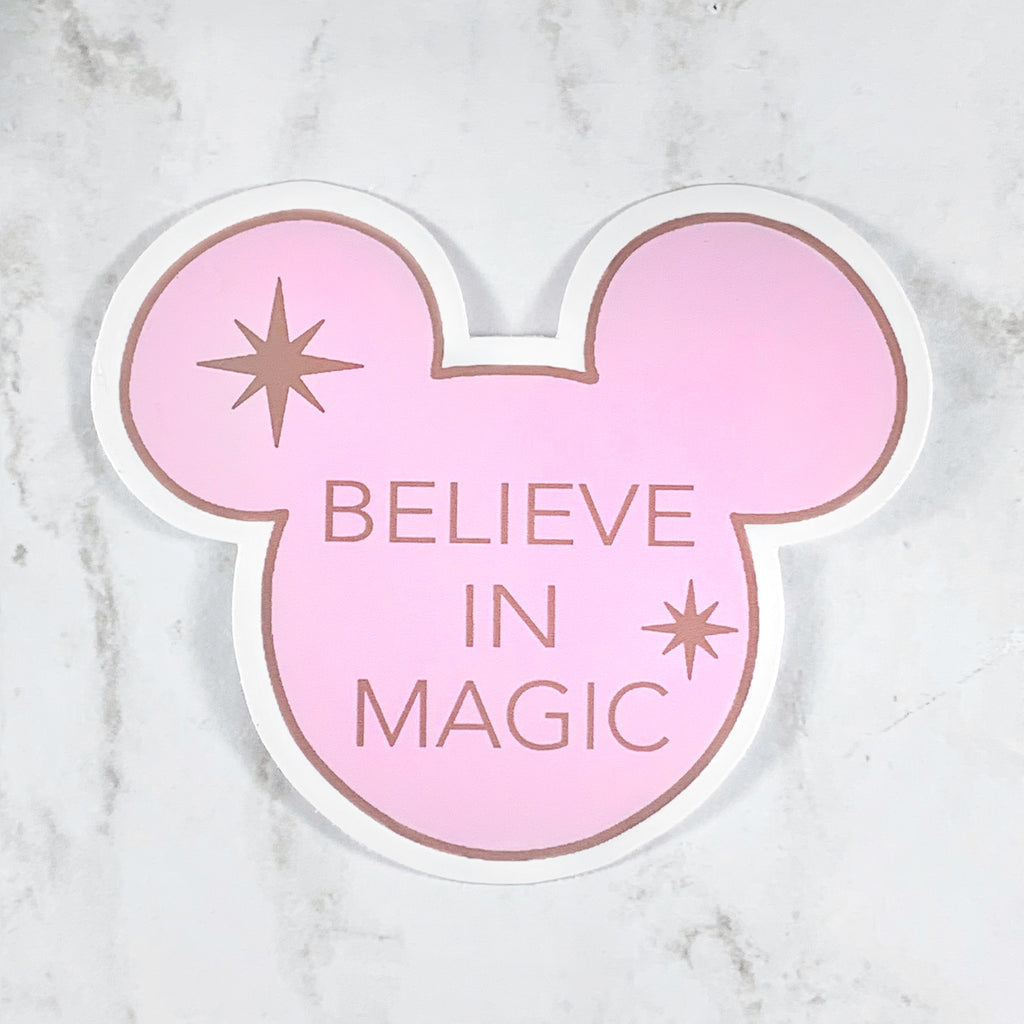 Stickers - Believe in Magic READY TO SHIP