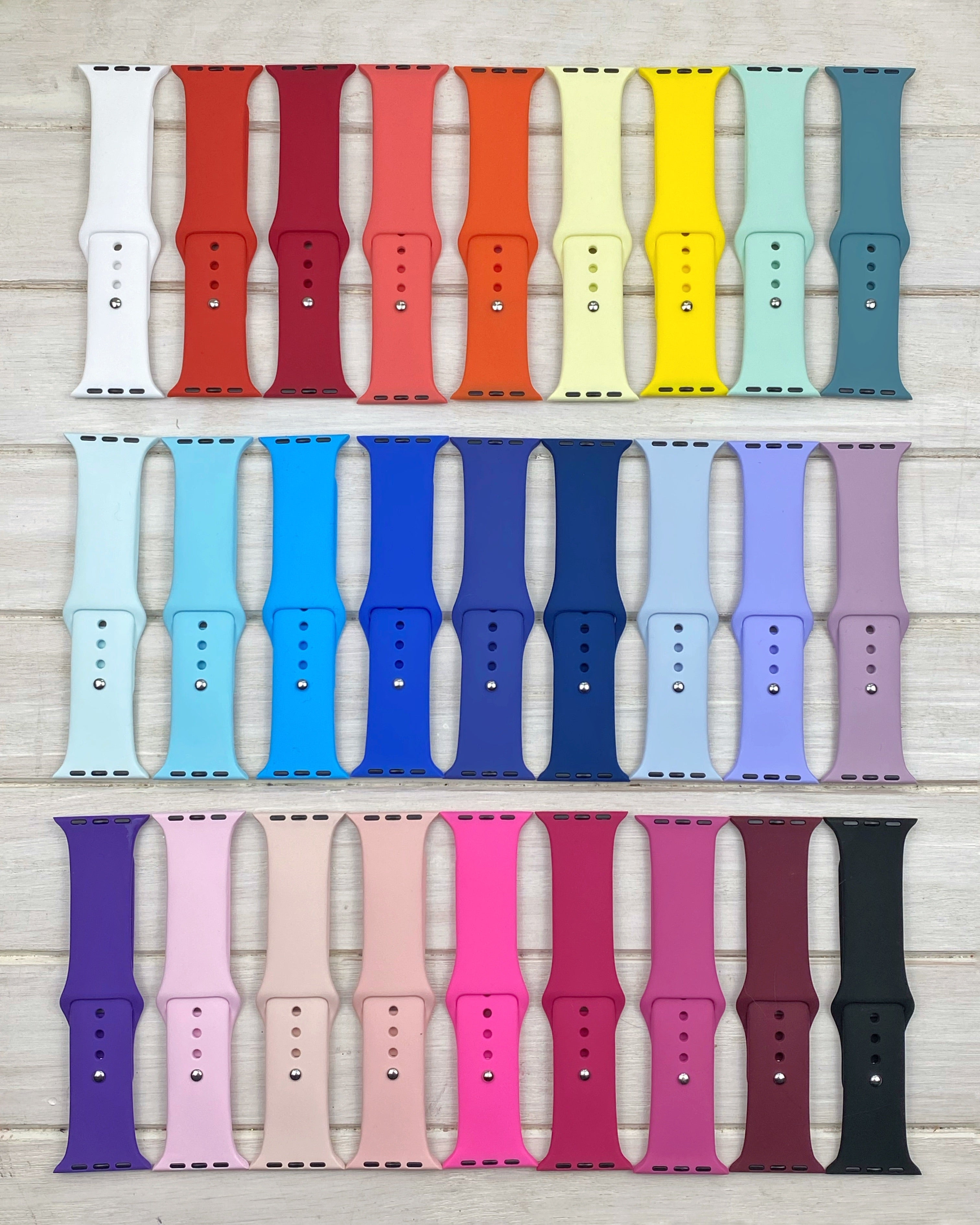 Solid Collection ~ 42mm/44mm ~ READY TO SHIP
