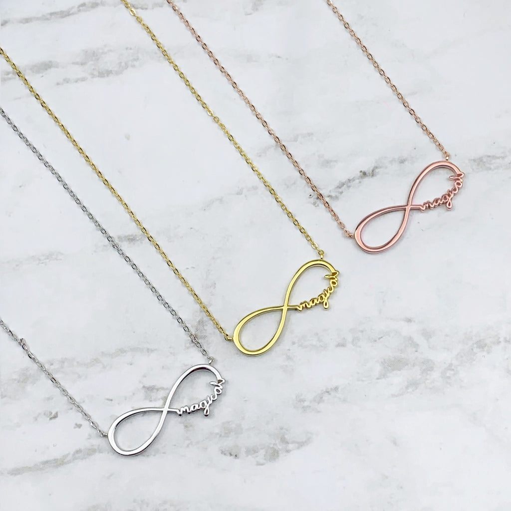 Necklace - Infinitely Magical READY TO SHIP