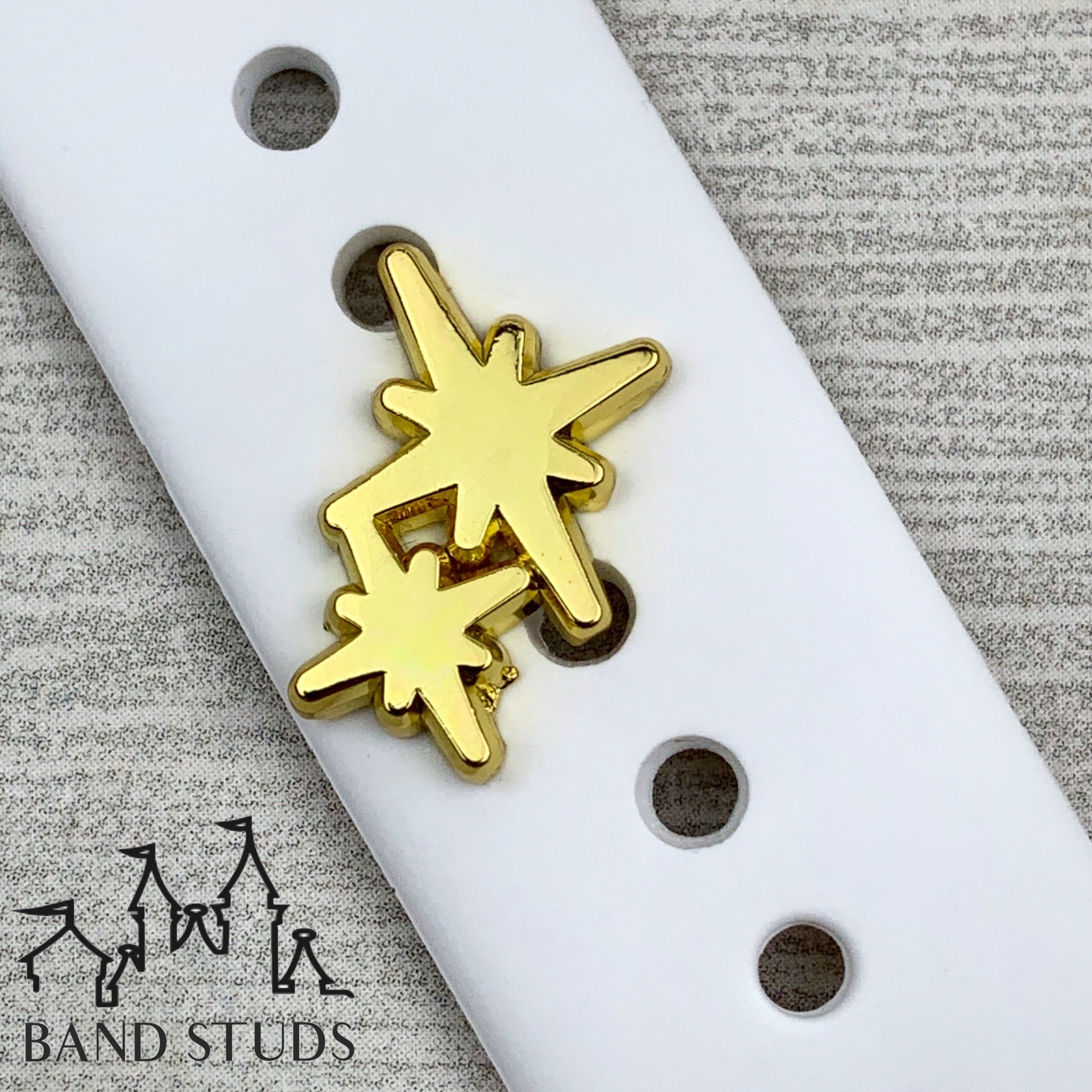 Band Stud® - 2nd Star Pixie dust  READY TO SHIP