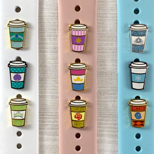 Band Stud® - Coffee Cup Collection - The Princesses READY TO SHIP