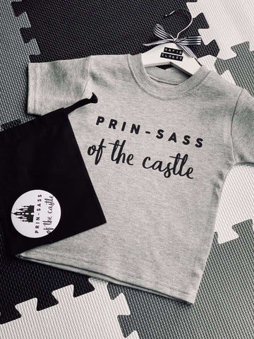 PRIN - SASS OF THE CASTLE TEE