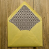 Custom Designed Envelope Liners: A7, Square