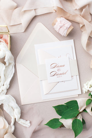 FAST TRACK // DIANE Rose Gold Romantic Package