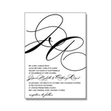 JESSICA Wedding Invitation Suite