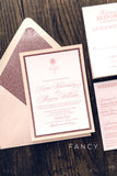 KONA Wedding Invitation Suite