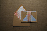 Patterned Envelope Liners: A7, A2, 4BAR, Square