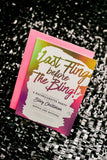 Bottega Bachelorette Party Invitation
