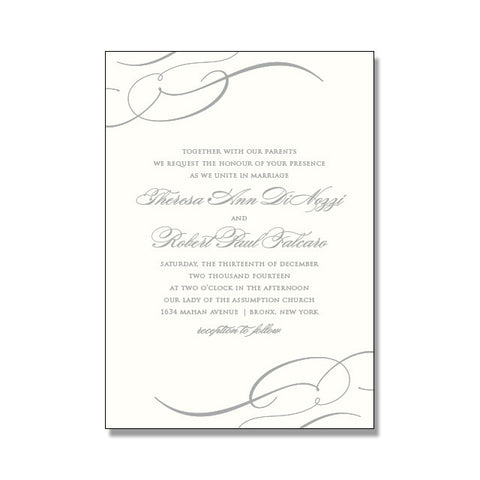 THERESA Wedding Invitation Suite