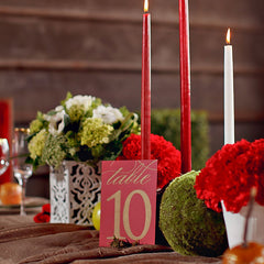 Table Numbers for Any Suite!