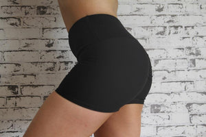 RARR Designs Fold Over Gym Shorts - Various Colours