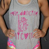 RARR Designs Tank - Dancing Unicorn