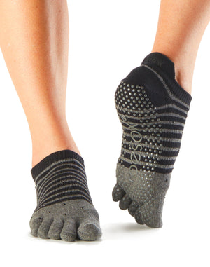 ToeSox Low Rise - Full or Half Toe - Fling