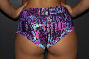 RARR Designs Naughty Fit Shorts - Mystic