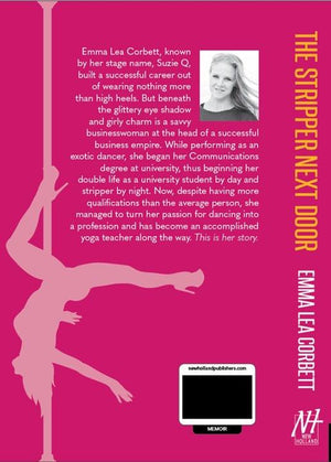 The Stripper Next Door by Emma Lea Corbett