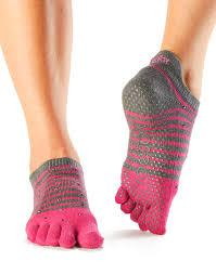 ToeSox Low Rise - Full or Half Toe - Tag