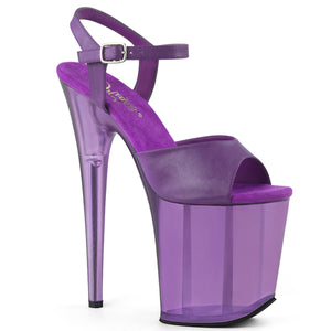 "PRE ORDER Pleaser Flamingo 809T 8"" (Faux Leather) - Various Colours"