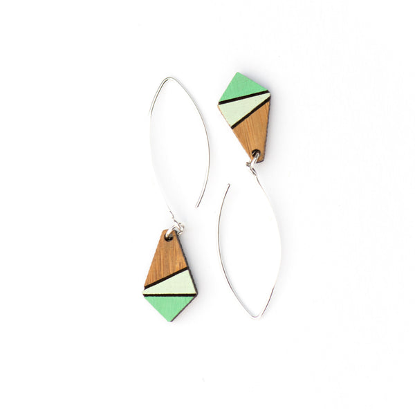 Huli earrings Small