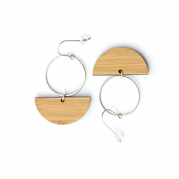 komo earrings