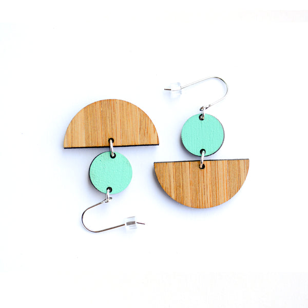 Lele earrings - Bamboo
