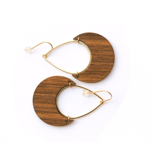 Makai Earrings-gold
