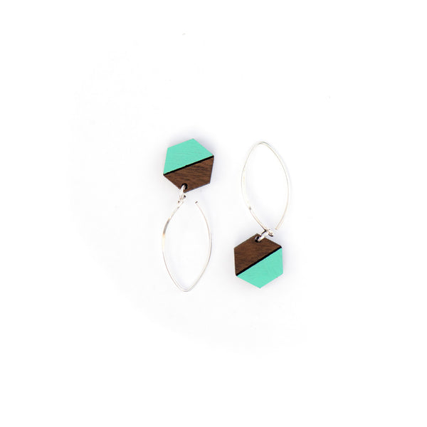Mauka Earrings