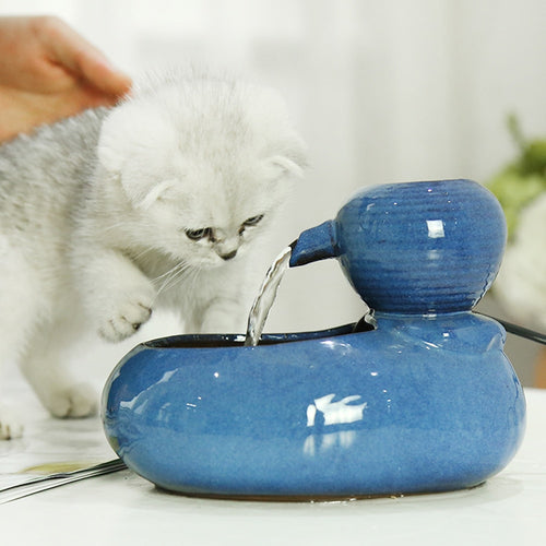 500ml Pet Water Feeder  with USB Charging