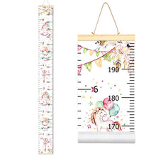 Load image into Gallery viewer, Growth Table Height Measurement Ruler for Kids Boys Girls