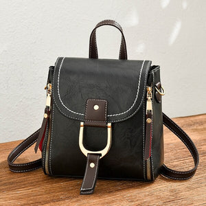 Fashion double-duty Women Leather Handbags