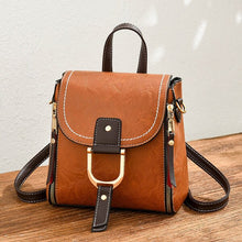 Load image into Gallery viewer, Fashion double-duty Women Leather Handbags