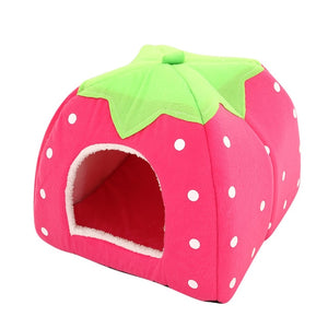 Cave House Cushion Home For Pet Dog Cat Puppy