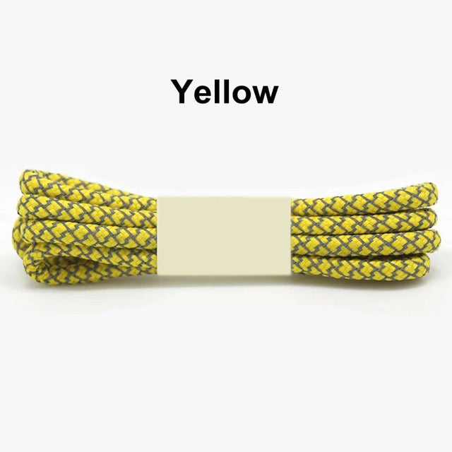 Lemon Yellow Fluorescent Shoe Lace