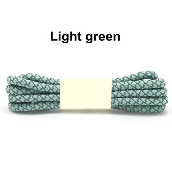 Light Green Fluorescent Shoe Lace