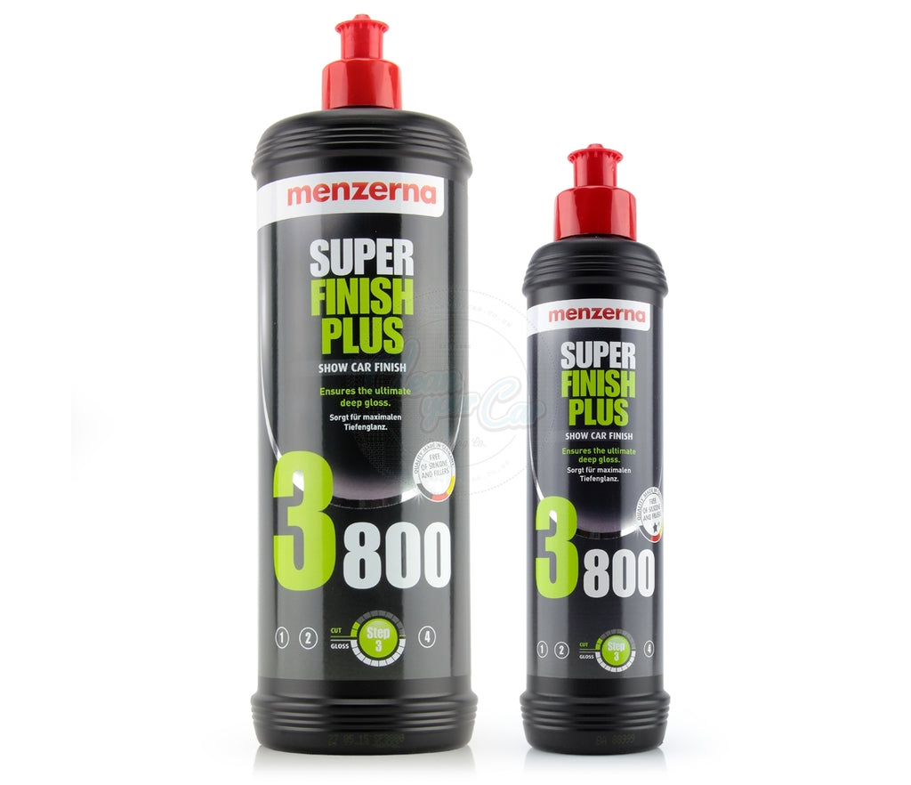 MENZERNA - SUPER FINISH PLUS 3800