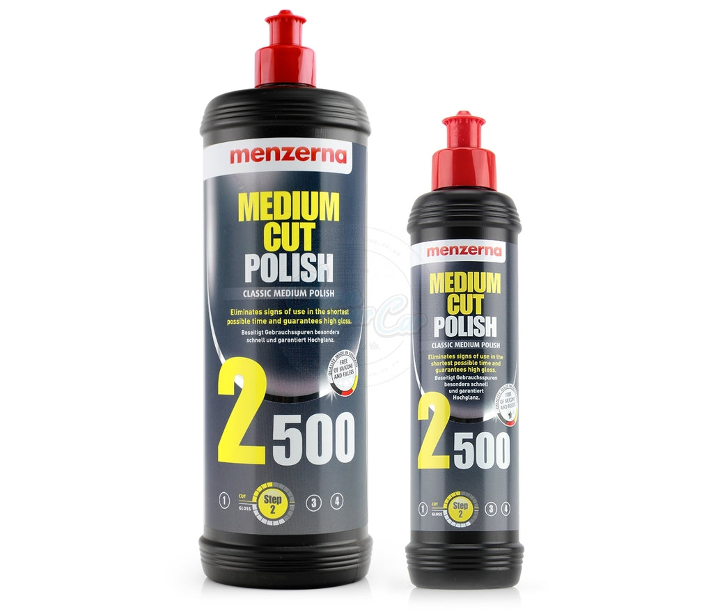 MENZERNA - MEDIUM CUT POLISH 2500