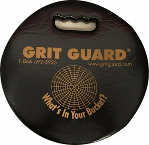 Grit Guard Padded Bucket Seat Cushion